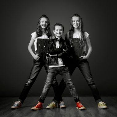 Nichola's 3 kids
