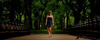 Patricia in Central Park NY